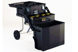 4-in-1 Mobile Work Station